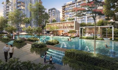 One  Park Condominium, ស្រះចក, ភ្នំពេញ | New Development for sale in Daun Penh Srah Chak img 7