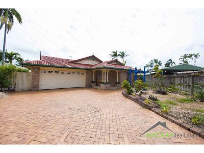 Well-presented family home in Glenella