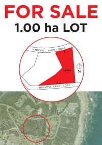 Lot 2, 286 Harvey's Farm Rd