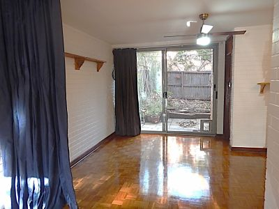 Ground Floor with Secluded Garden