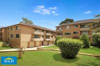 Fantastic Bright 2 Bedroom Unit. Sunny Balcony. Lock Up Garage. Great North Parramatta Location