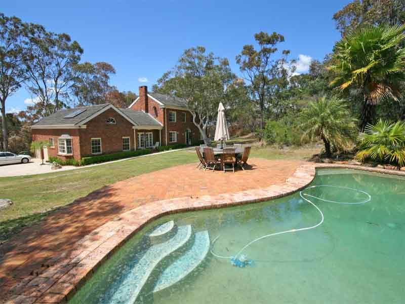 OPEN SATURDAY. English-Style Country Elegance  A privately situated home located in an exclusive pocket of Galston.