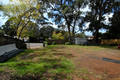 Rare Opportunity - Build your dream home!