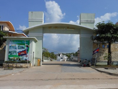 Borey BS Holiday, Sangkat Pir, Sihanoukville | Borey for sale in Sihanoukville Sangkat Pir img 1