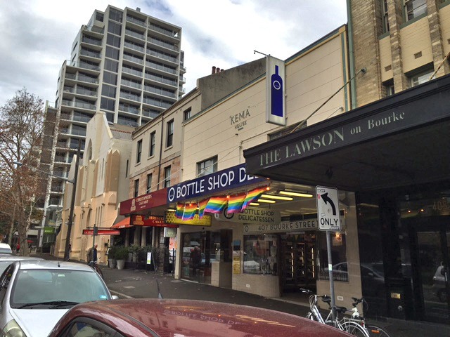 LIQUOR STORE FOR SALE- Bourke Street, Darlinghurst