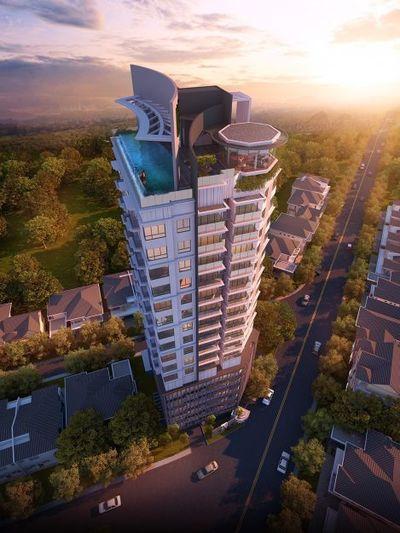 Apennines Condominium, Boeung Kak 2, Phnom Penh | New Development for sale in Toul Kork Boeung Kak 2 img 2