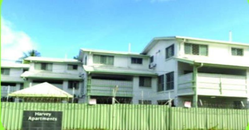 3 bedroom townhouse for rent, Lae - Harvey Apartments