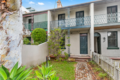 PERFECTLY LOCATED IN THE HEART OF FOREST LODGE - C1800's DEEP 164 sqm (approx) BLOCK WITH REAR ACCESS