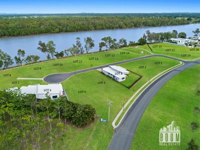 Lot 15 Bradley Place, Riverview Estate Rockhampton, Kawana