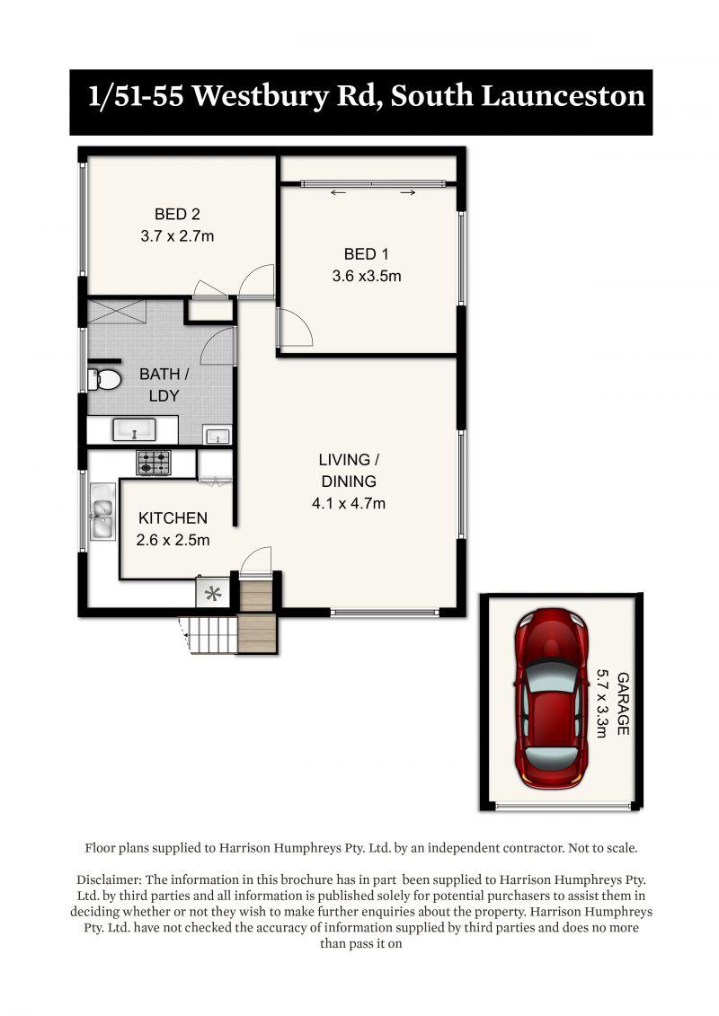 51-55 Westbury  Road Floorplan