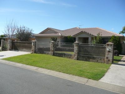 EXECUTIVE RESIDENCE - SET IN COOMERA RIVAGE ESTATE