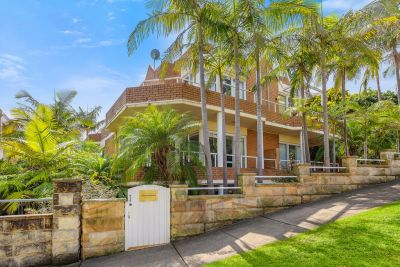Over 300sqm of internal and external area, in the middle of Rose Bay Village