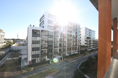 As New One Bedroom Apartment with Parking