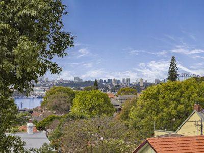 Brand New, Harbour Bridge Views + Study
