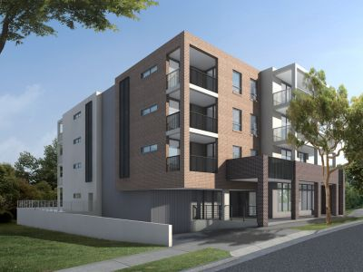 Brand New Apartments in Boutique Block - Estimated Completion Mid 2019