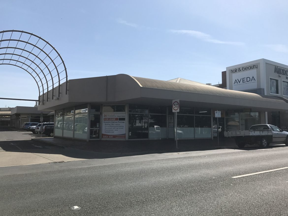 Prime Retail Location with Highway Frontage