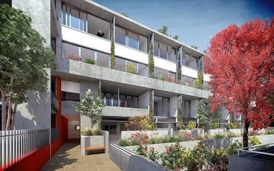 1 Bedroom Plus Study - Brand New Luxurious Apartment