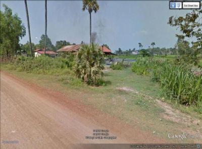 Kouk Rovieng, Kampong Cham | Land for sale in Cheung Prey Kouk Rovieng img 0