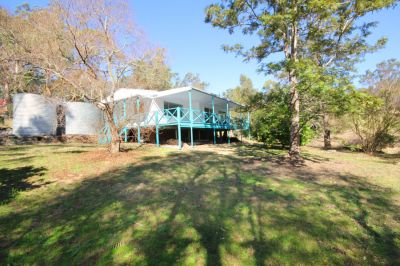excellent entry level acreage. three bedroom single level cottage privately situated on picturesque 5 acre block.