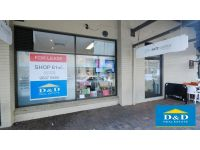 Retail or Office Space 62m2. Fantastic Wide Shop Front. Parramatta City Centre. Great Terms.