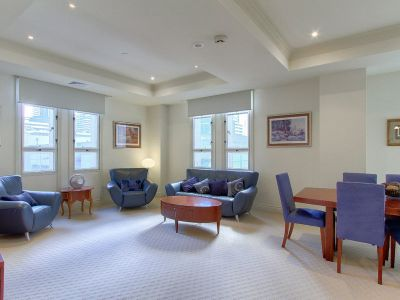 Highly Sought MacArthur Chambers Apartment
