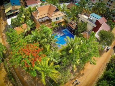 Svay Dankum, Siem Reap | Villa for sale in Siem Reap Svay Dankum img 0
