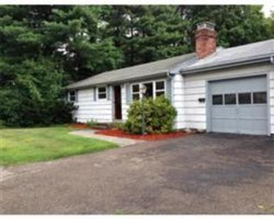 This wonderful 3 bedroom ranch has gleaming hardwood floors throughout!