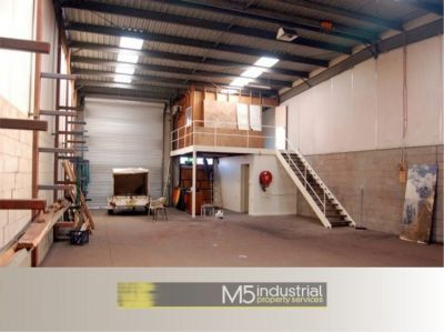 225sqm - Warehouse with Good Heavy Vehicle Access