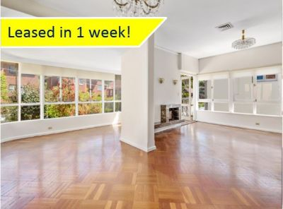 Leased! $850 per week!