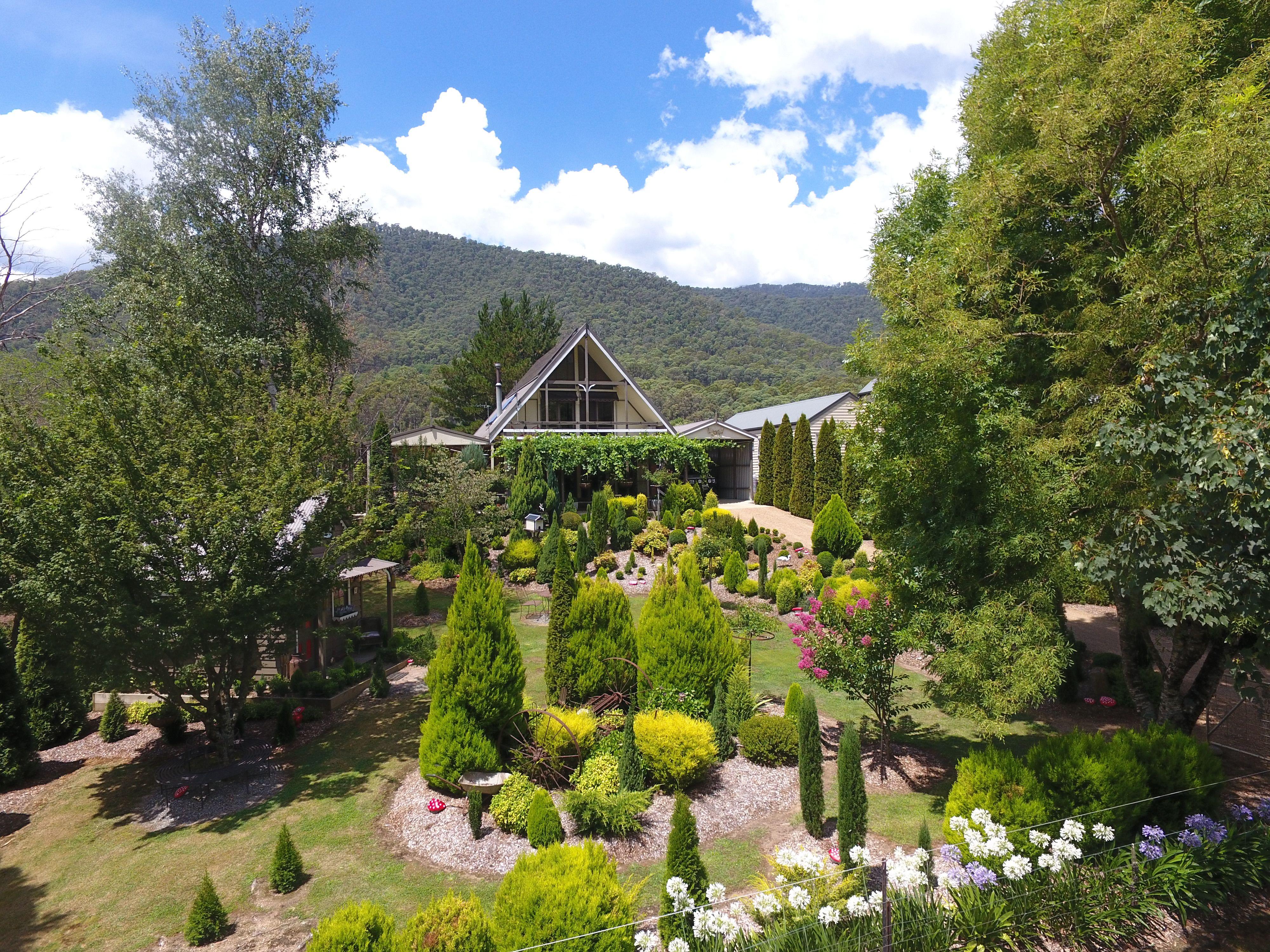 Classic Alpine Style Home