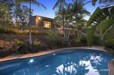 7.5 acres of Privacy & Tranquility with Development Potential!