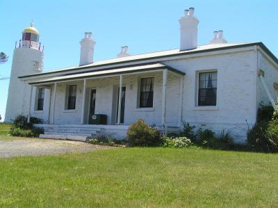 Two Lighthouse keepers cottages - One price