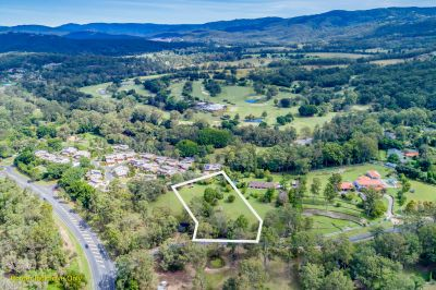 Rare and Elusive Acreage Opportunity just minutes from the Gold Coast Hustle & Bustle.