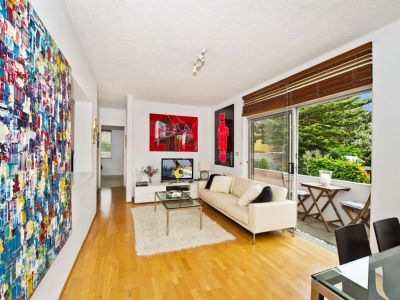 Stylish Apartment In One Of North Bondi's Premier Streets