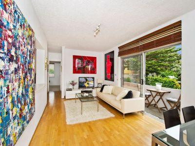 Stylish Apartment In One Of North Bondi's Premier Streets