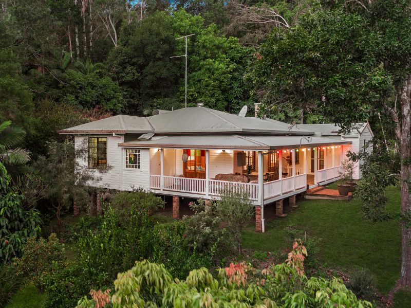Character filled hinterland property