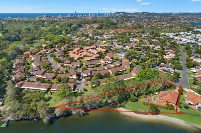 Immaculate Waterfront Home... North Facing on 3,409 Sqm Block