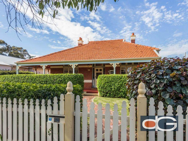 28 Irwin Street, East Fremantle