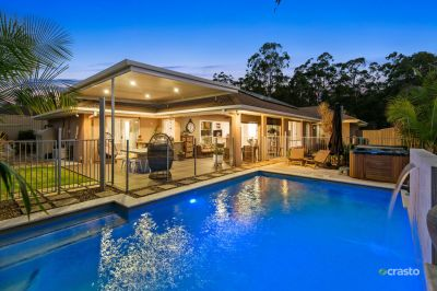 Modern & Immaculate Executive Family Home to Create Fond Memories!