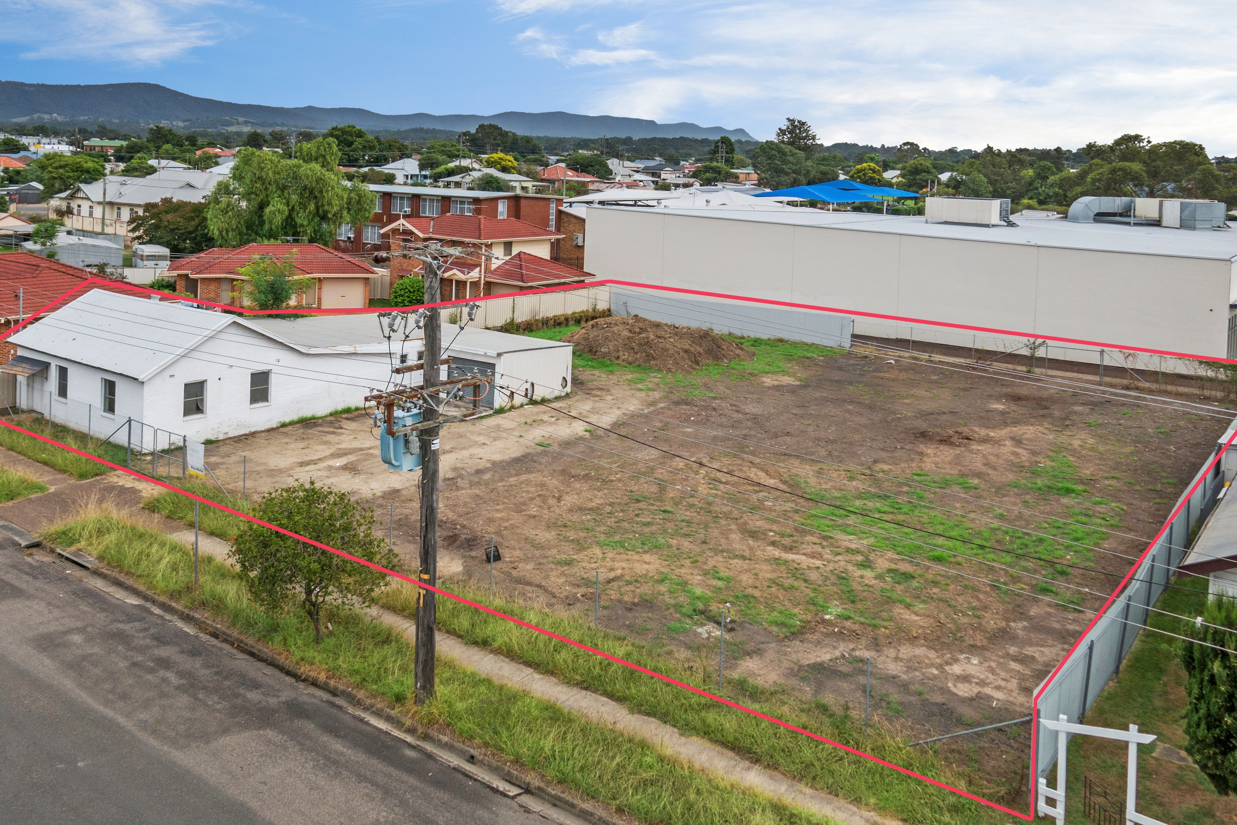 34,36 & 38 North Avenue, Cessnock