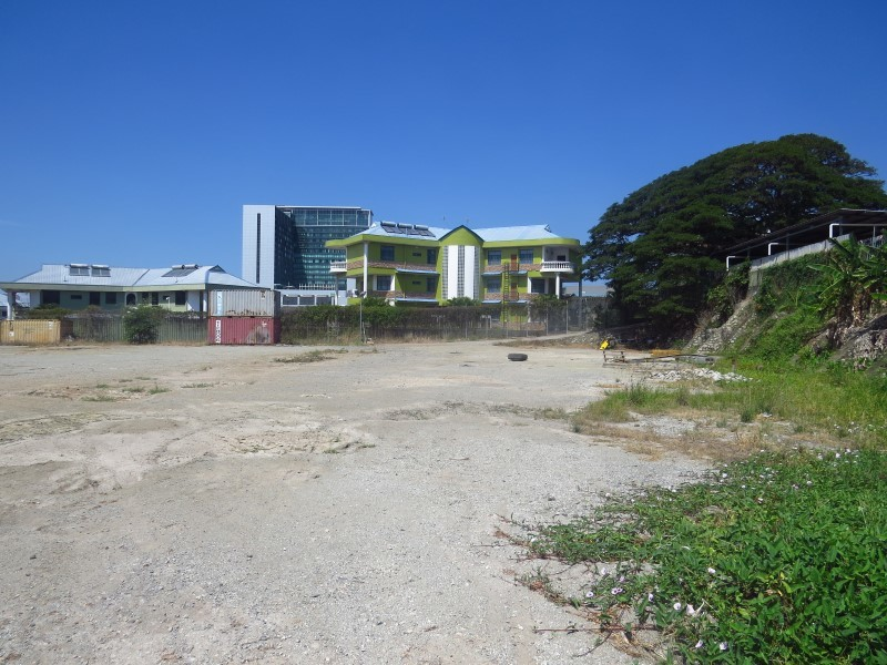 Land for rent in Port Moresby Waigani