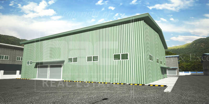 Warehouse for sale in Port Moresby 8 mile