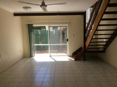 TWO BEDROOM UNFURNISHED TOWNHOUSE