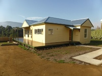 Recently Completed Three Bed and Two Bath Home