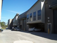 Modern Industrial Warehouse with High Clearance.