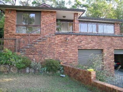 Private sanctuary with plenty of potential