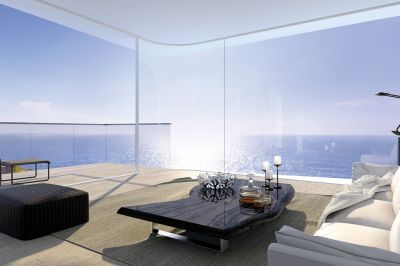 Luxurious North Facing 3 Bedroom Residence With Spectacular Ocean Views