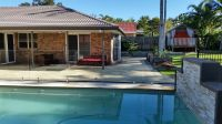 Beautiful Family Home + Offices & Solar Heated Pool - Available with 3-6 month lease