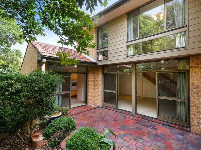 Boutique townhome enjoying position and potential