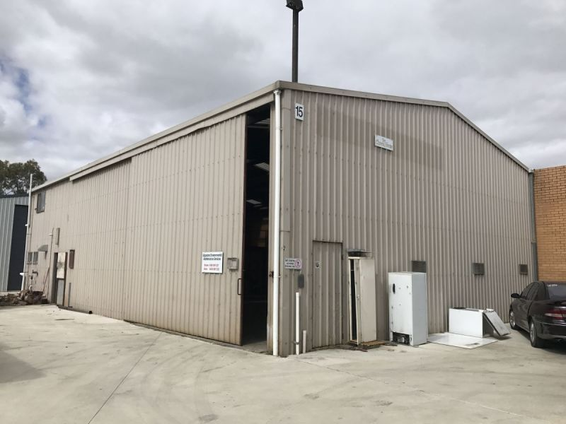 INDUSTRIAL INVESTMENT WAREHOUSE